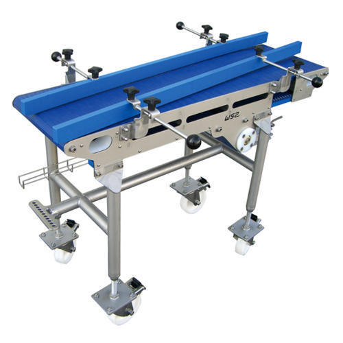 Electric Belt Conveyor System