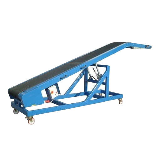 Truck Loading Mobile Belt Conveyor