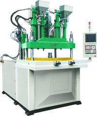 Spectacle Case Two Color Plastic injection Moulding machine