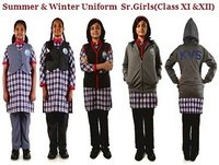 KV Winter School Uniform