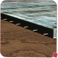 Supreme Non Bituminous Expansion Joint Filler Board