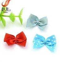 high quality garments fashinon accessories mini ribbon bow