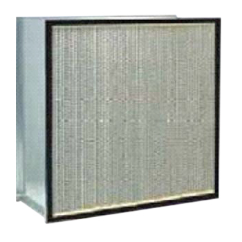 Mini Pleat HEPA Filters