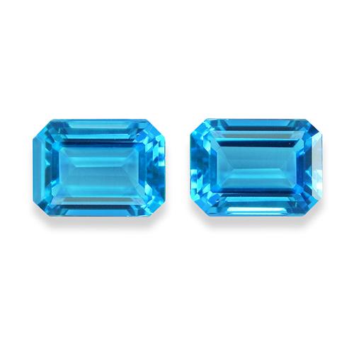 Swiss Blue Topaz Stone
