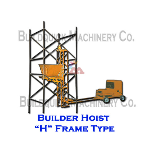 Builder Hoist H FrameType