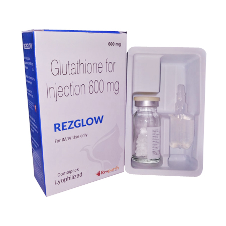 600mg Glutathione Injection