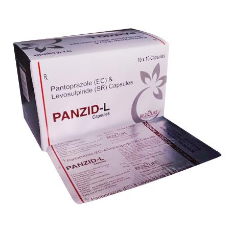 Pantoprazole  Levosulpiride  Capsules