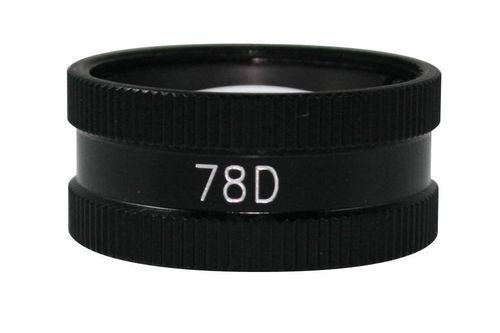 78D Diagnostic Surgical Ophthalmology Aspheric lens