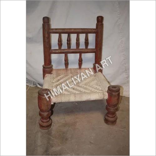 Cane Work Wooden Chair