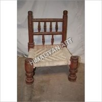 Cane Work Wooden Chair