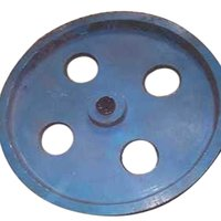 Cast Iron Wheel