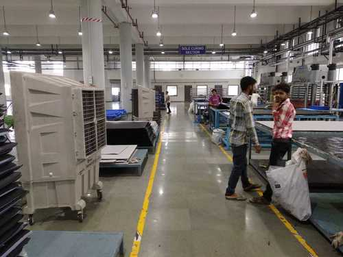 Air coolers used For  Manufacturing Area