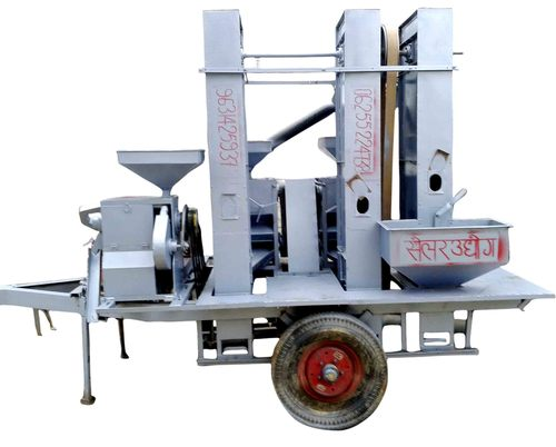 Mill Rice Mill Trolly set