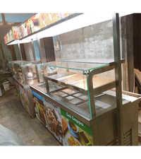Junk Food Counter