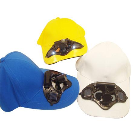 Multicolour Solar Cap