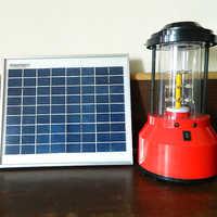12B - 5B Solar LED Lantern