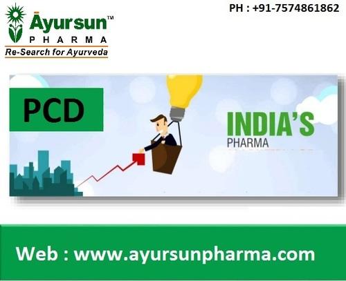 Third Party Manufacturing Herbal Ayurvedic Medicine Franchise