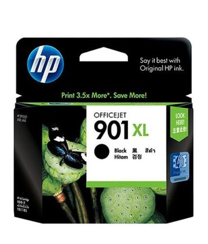 HP 901XL BLACK INK CARTRIDGE (CC654AA)
