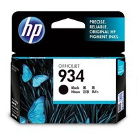 HP 934 BLACK INK CARTRIDGE (C2P19ZZ)