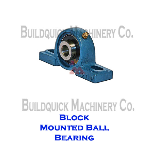 Block Mounted Ball Bearing