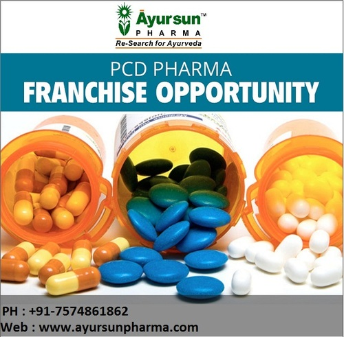 Third Party Manufacturing PCD Franchise Ayurvedic Herbal Medicine