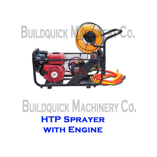 HTP Sprayer with Engine