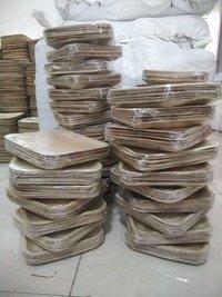 Disposable Areca Leaf Square Plates