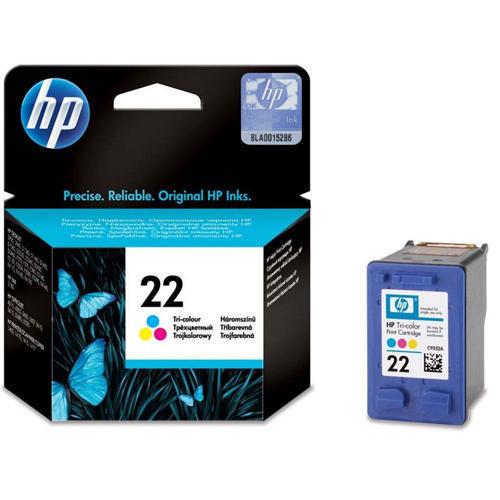 HP 22 COLOR INK CARTRIDGE (C9352AA)