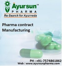 Third Party Manufacturing PCD Franchise Ayurvedic Meidicne