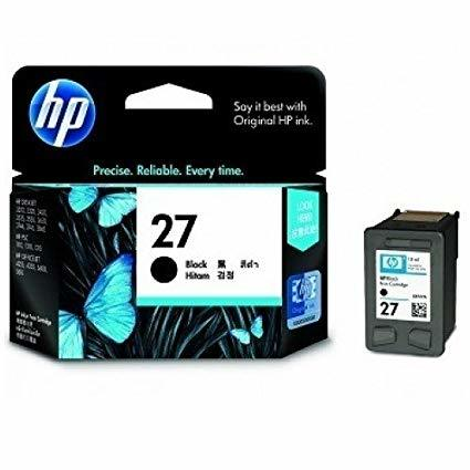 HP 27A BLACK INK CARTRIDGE (C8727AA)