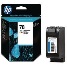 HP 78 COLOR INK CARTRIDGE (C6578DA)