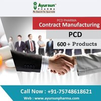 Third Party Manufacturing PCD Franchise Herbal MEdicine