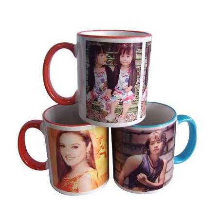 6oz White Mug