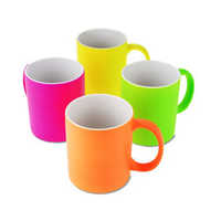 11oz Neon Color Mugs