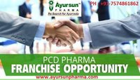 PCD Franchise Ayurvedic Herbal Medicine Third Party Manufacturing