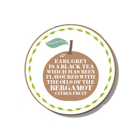 Sublimation Tea Coaster
