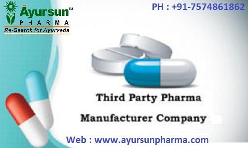 PCD Franchise Herbal Ayurvedic Third Party Manufacturing