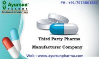 PCD Franchise Herbal Ayurvedic Third Party Manufacturing