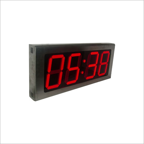 Ethernet Based Clock