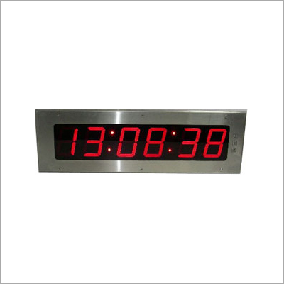 RS485 Communication Clock