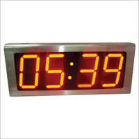 Master Slave Digital Clock