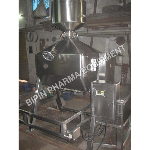 Dry Powder Mixing Octagonal Blender