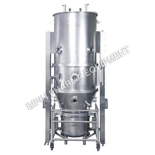 Pharmaceutical Fluid Bed Dryer