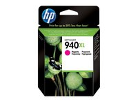 HP 940XL MAJENTA INK CARTRIDGE (C4908AA)
