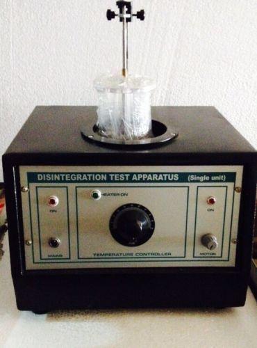 Tablet Disintegration Apparatus
