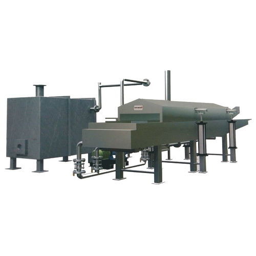 Potato Chips Frying Line