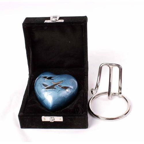 Heart Keepsake Urn For Sharing Ashes