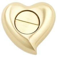 Heart Keepsake Urn With Velvet Bag & Box