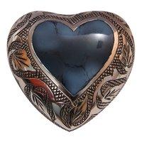 Heart Keepsake Cremation Urn / Keepsake Cremation Urn