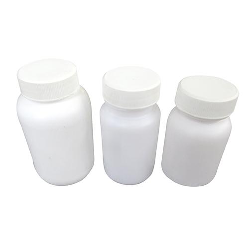 Plastic Medicines Bottle